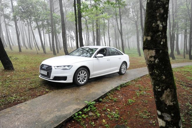Audi trieu hoi 103 chiec A6 tai Viet Nam vi loi tui khi Takata hinh anh