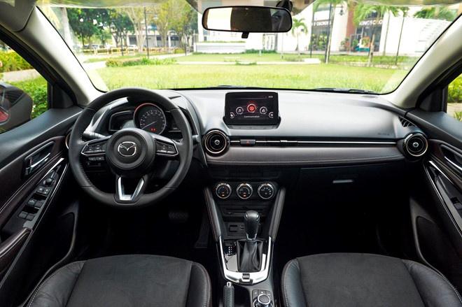 Mazda2 gia tu 509 trieu dong, nhap khau Thai Lan hinh anh 4