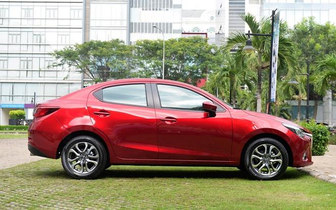 Mazda2 gia tu 509 trieu dong, nhap khau Thai Lan hinh anh 5