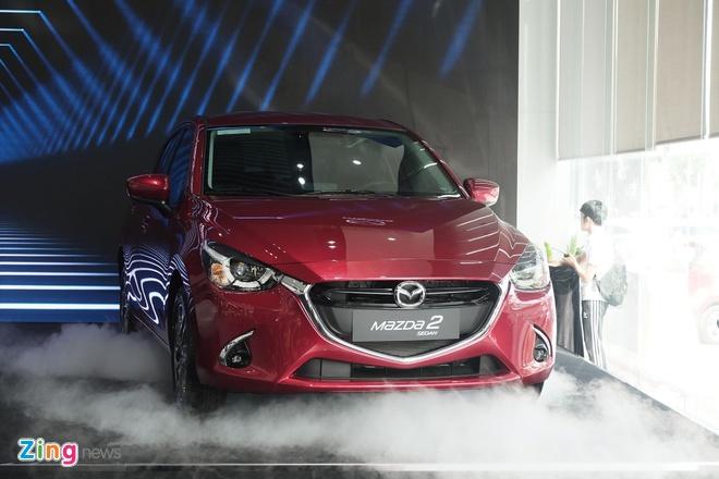 Mazda2 gia tu 509 trieu dong, nhap khau Thai Lan hinh anh 2