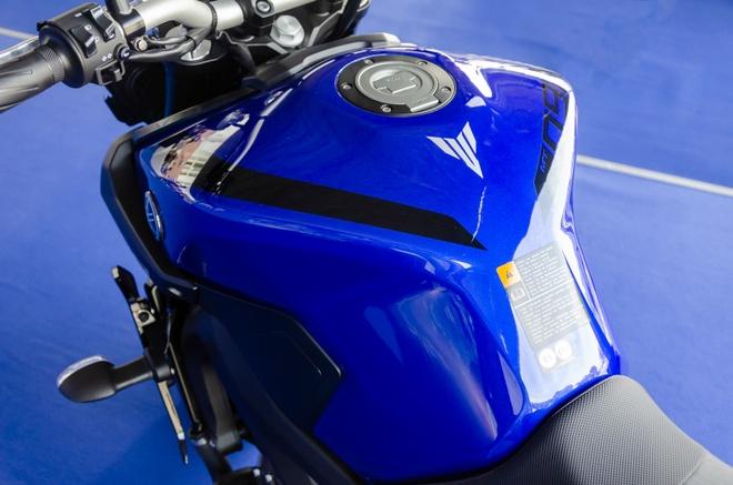 Yamaha MT-09 chinh hang ve Viet Nam, gia 299 trieu dong hinh anh 5