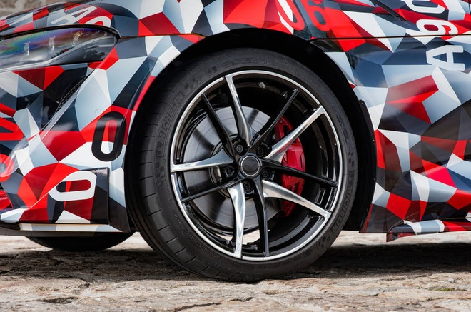 Ro ri hinh anh Toyota Supra 2020 hinh anh 7