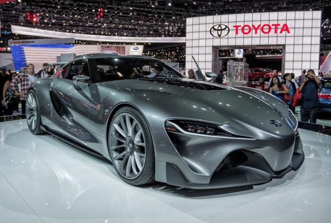 Ro ri hinh anh Toyota Supra 2020 hinh anh 2