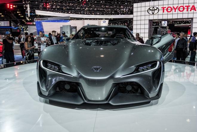 Ro ri hinh anh Toyota Supra 2020 hinh anh 3