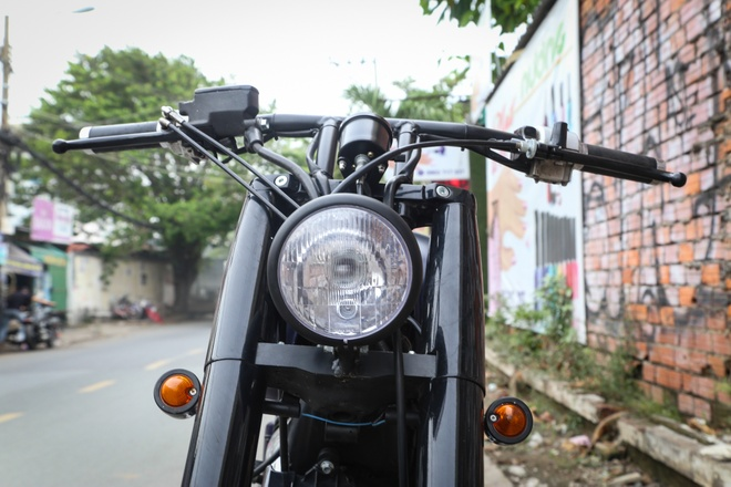 Honda Shadow 400 doi 1994 do anh 3