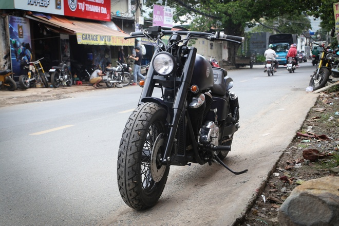Honda Shadow 400 doi 1994 do anh 9