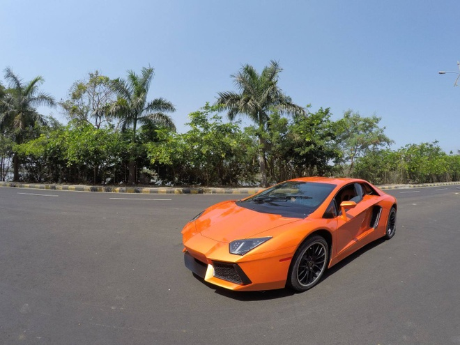 Tho An bien Honda Accord thanh Lamborghini Aventador hinh anh 7