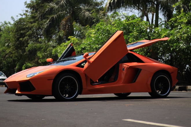 Tho An bien Honda Accord thanh Lamborghini Aventador hinh anh 3