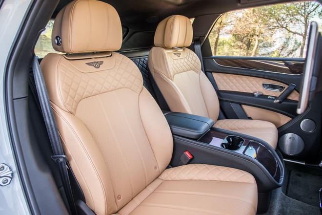 Bentley Bentayga co them ban nang cap, manh 650 ma luc hinh anh 6