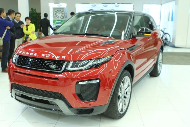 Can Tet, Range Rover Evoque giam gia 200 trieu hinh anh
