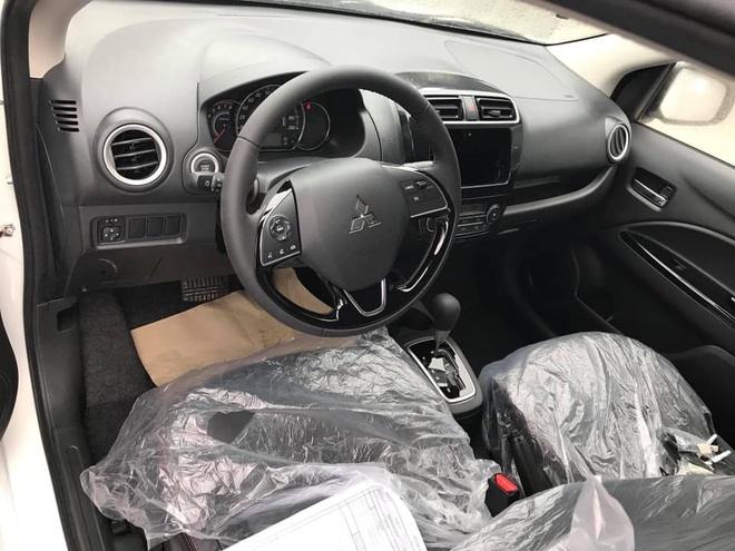 Mitsubishi Attrage 2019 am tham ve dai ly cho ngay ra mat hinh anh 4