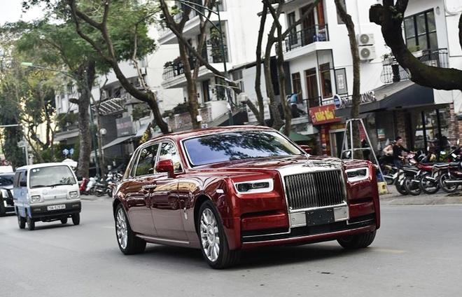 'Sieu pham' tu quy 7 va nhung chiec Rolls-Royce dinh dam nhat VN hinh anh 6