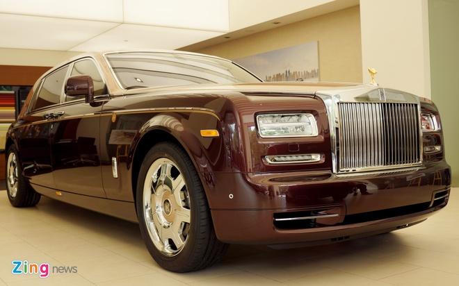 'Sieu pham' tu quy 7 va nhung chiec Rolls-Royce dinh dam nhat VN hinh anh 5