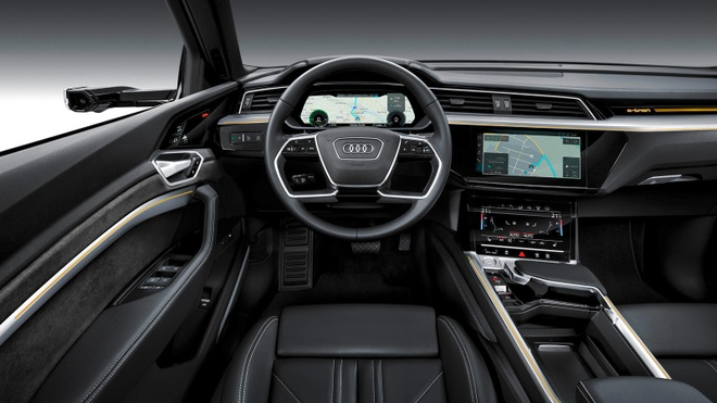 Xe dien co nho cua Audi anh 5