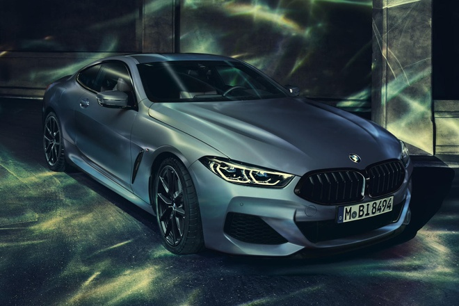 Coupe dau bang BMW M850i First Edition lo dien, gioi han 400 chiec hinh anh