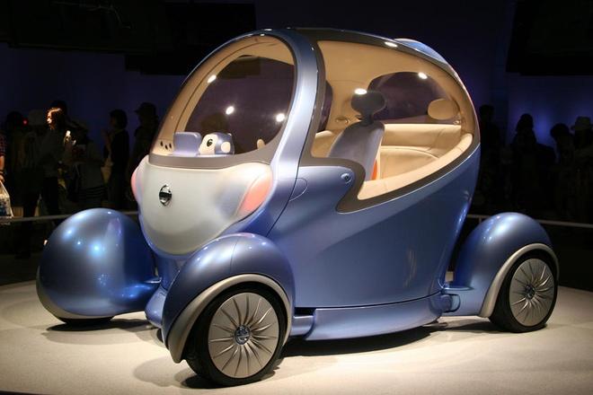 Nhung mau xe concept ky la nhat the gioi hinh anh 7