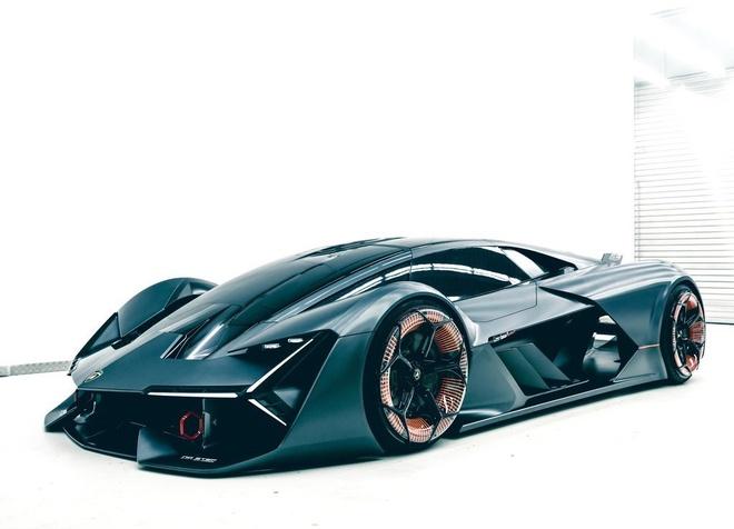 Nhung mau xe concept ky la nhat the gioi hinh anh 8
