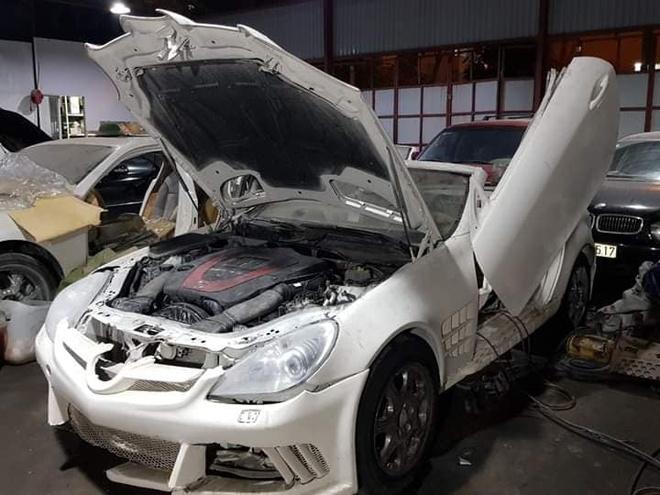 Bo 3 xe sang Bentley, BMW, Mercedes rao ban gia 500 trieu tai VN hinh anh