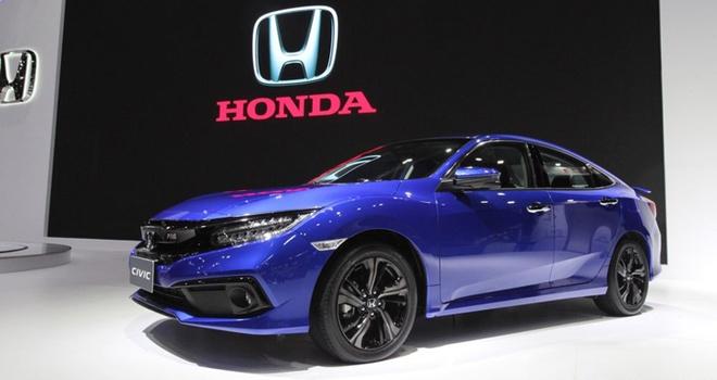 Honda Civic 2019 sap ve VN, khong cua so troi, them ban RS? hinh anh 2