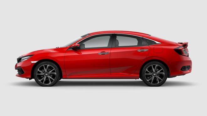 Honda Civic 2019 cap ben VN vao thang 4, them ban the thao RS hinh anh 2