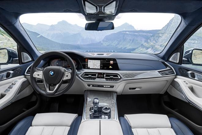 BMW X7 2019 cap ben Dong Nam A vao thang 5 hinh anh 5