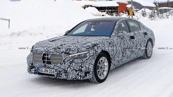 Day la dien mao cua Mercedes-Benz S-Class 2020? hinh anh 2