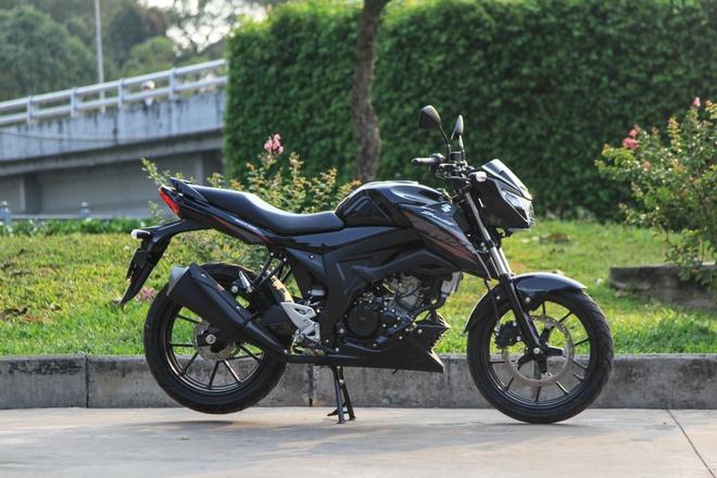Danh gia Suzuki GSX 150 Bandit: Danh doi 'nhan sac' lay tien nghi hinh anh