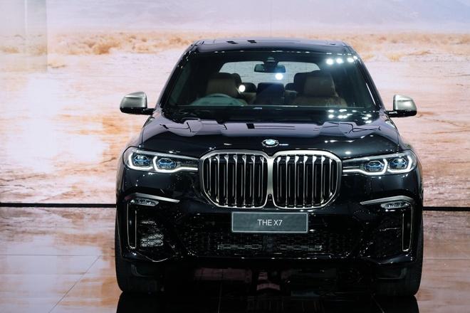 Danh gia nhanh 'khung long' BMW X7 hinh anh