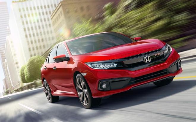 Honda Civic 2019 co gia ban chinh thuc, thap nhat 729 trieu dong hinh anh 1