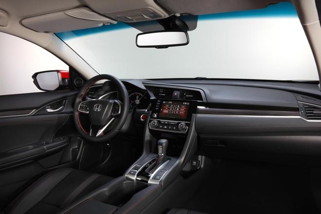 Honda Civic 2019 co gia ban chinh thuc, thap nhat 729 trieu dong hinh anh 3