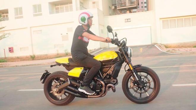 Danh gia Ducati Scrambler Full Throttle 2019 gia 380 trieu dong hinh anh