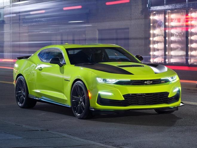 Chevrolet Camaro 2020 duoc nang cap dong co anh 4