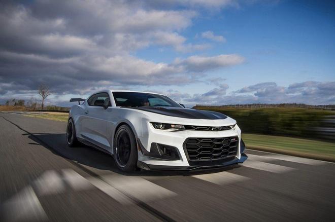 Chevrolet Camaro 2020 duoc nang cap dong co anh 5