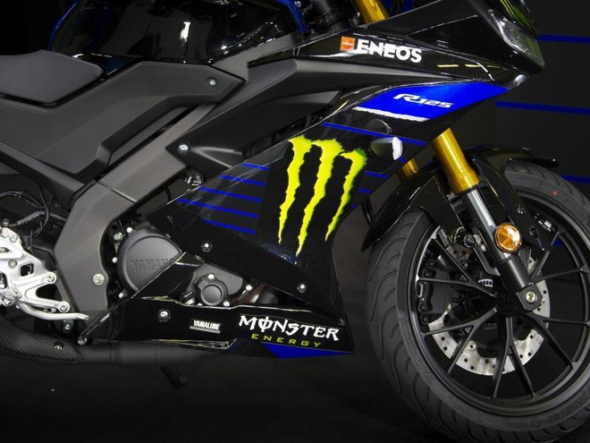 Yamaha YZF-R15 co them phien ban Monster Energy MotoGP 2019 hinh anh 5