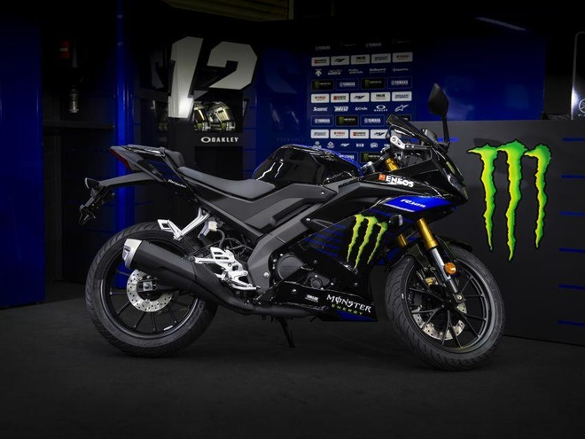 Yamaha YZF-R15 co them phien ban Monster Energy MotoGP 2019 hinh anh 8