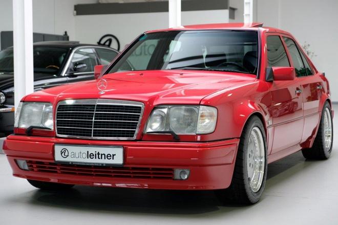 Mercedes E60 AMG 500E hon 20 tuoi hang hiem, gia gan 170.000 USD hinh anh 2