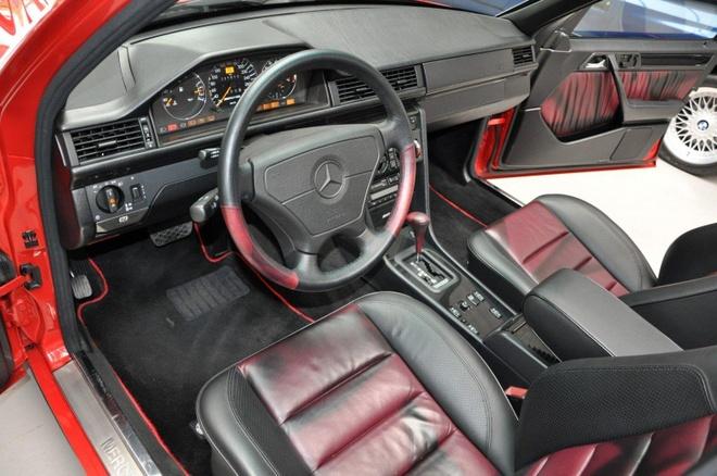 Mercedes E60 AMG 500E hon 20 tuoi hang hiem, gia gan 170.000 USD hinh anh 7