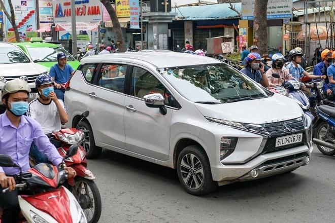 Mitsubishi Xpander chet may tai DN - co can lam loi bom nhien lieu hinh anh 2