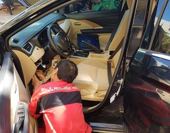 Mitsubishi Xpander chet may tai DN - co can lam loi bom nhien lieu hinh anh 1