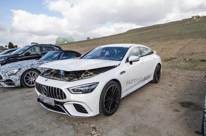 Lộ diện mẫu coupe mạnh nhất của Mercedes-AMG với 816 mã lực