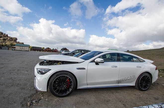 Lo dien Mercedes-AMG GT 73 4MATIC anh 2