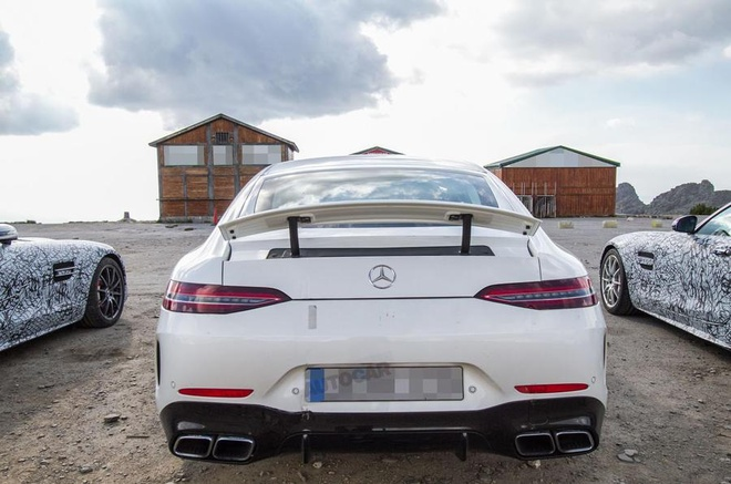 Lo dien Mercedes-AMG GT 73 4MATIC anh 4