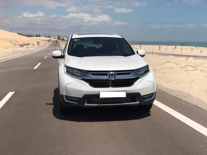 Honda CR-V van vuot mat Mazda CX-5 sau 'loi' cung chan phanh hinh anh 1