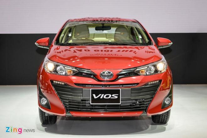 'Trum doanh so' Toyota Vios giam gia, re hon ca VinFast Fadil hinh anh 2
