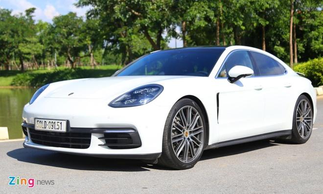 99 xe Porsche Panamera o VN dinh loi chap dien hinh anh 1