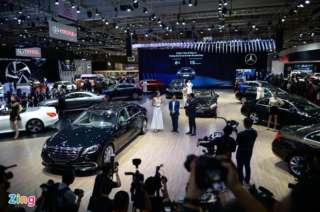 VinFast, Porsche, BMW khong tham gia Trien lam oto Viet Nam 2019 hinh anh 1