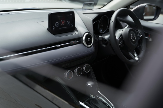 Mazda 2 ban nang cap thay doi ngoai hinh, them cong nghe an toan hinh anh 8