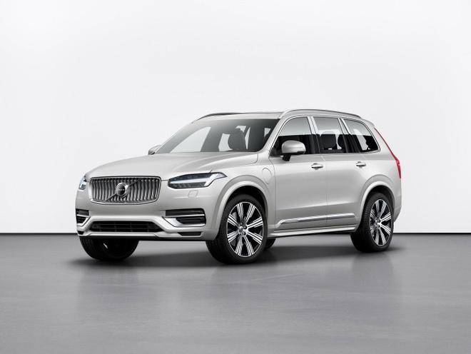 Volvo se che tao SUV co lon, quyet dau BMW X7 hay Mercedes GLS hinh anh 1