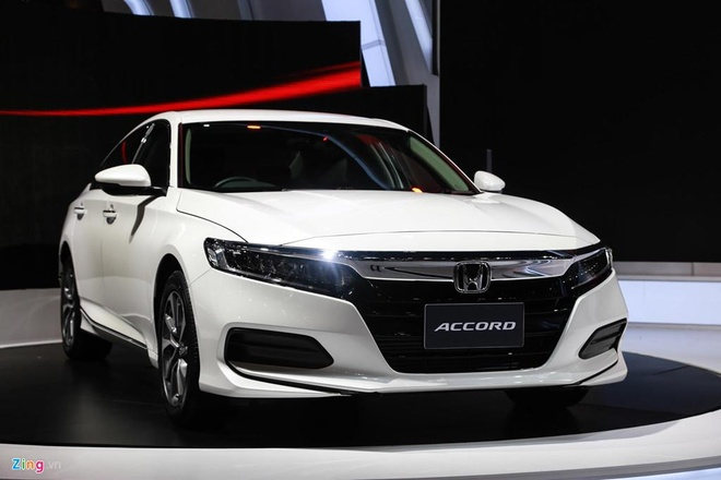 Honda Accord 2019 va cac mau xe hua hen cap ben VN giai doan cuoi nam hinh anh
