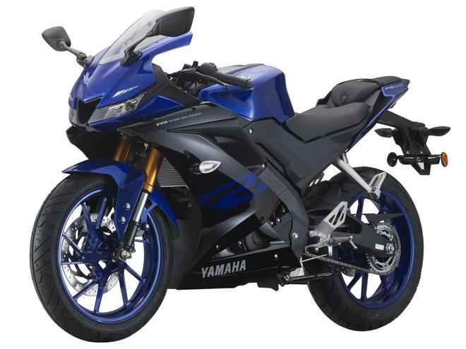 Yamaha R15 co them phien ban mau moi anh 2